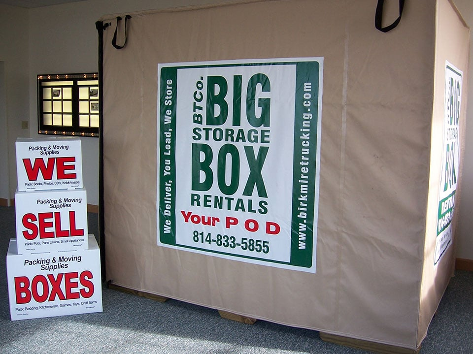 The Big Storage Box