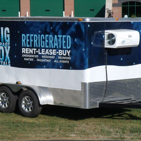 Mobile Refrigerated Unit